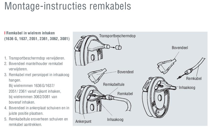 AL-KO Remkabels