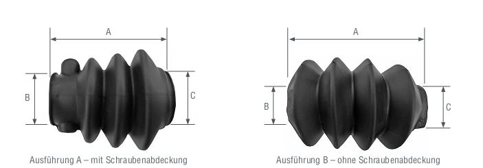 AL-KO afdekhoezen rubber