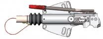 AL-KO Oplooprem PROFI V Type AE 3500zonder kogelkoppeling  1600-3500 kg 1224140
