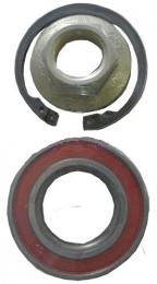 AL-KO Compact Lagerset 2051 ongeremd 1300 kg 1224801
