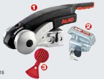 AL-KO Kogelkoppeling AKS 3004 safetykit