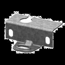 AL-KO Breekkabelbegeleider V-Dissel bovenmontage 366262