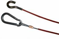 AL-KO breekkabel met karabijnhaak 209385