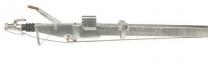 AL-KO Oplooprem vierkant met recht disselprofiel 950-1600 kg 247787 con