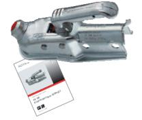AL-KO Kogelkoppeling AK 160 uitv.A tot 1600kg rond 35 mm 267311