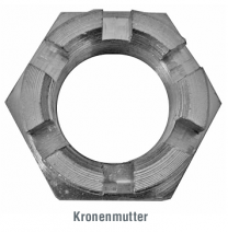 AL-KO KROONMOER M 22 X 1,5  700118